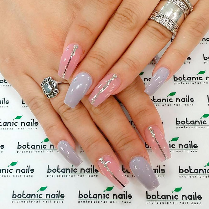 Beautiful Designs for Ballerina Nails picture 2