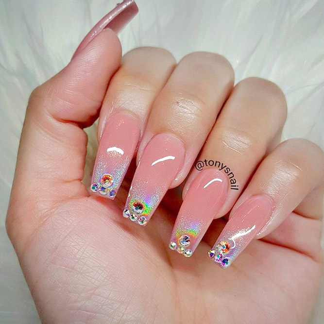 Trendy Nude Ideas for Nails picture 3