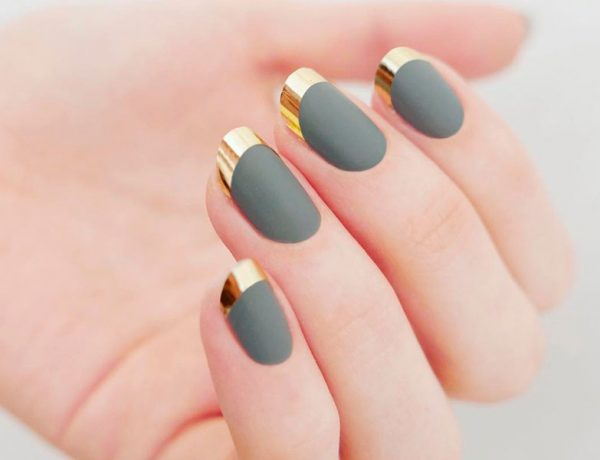 Cool Matte Nail Designs You Will Love