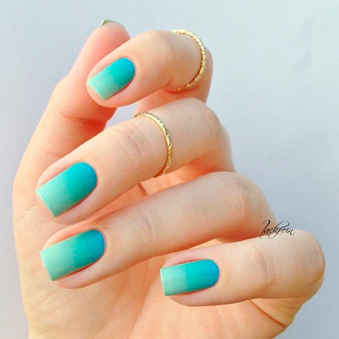 Cute Gradient Nail Designs for Summer Time picture 3