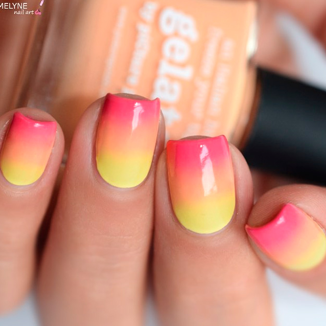 Wonderful Ideas for Colorful Ombre picture 1