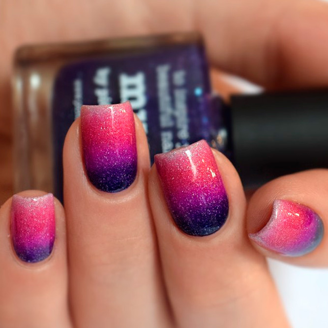 30 Awesome Ombre Nail Designs Naildesignsjournal