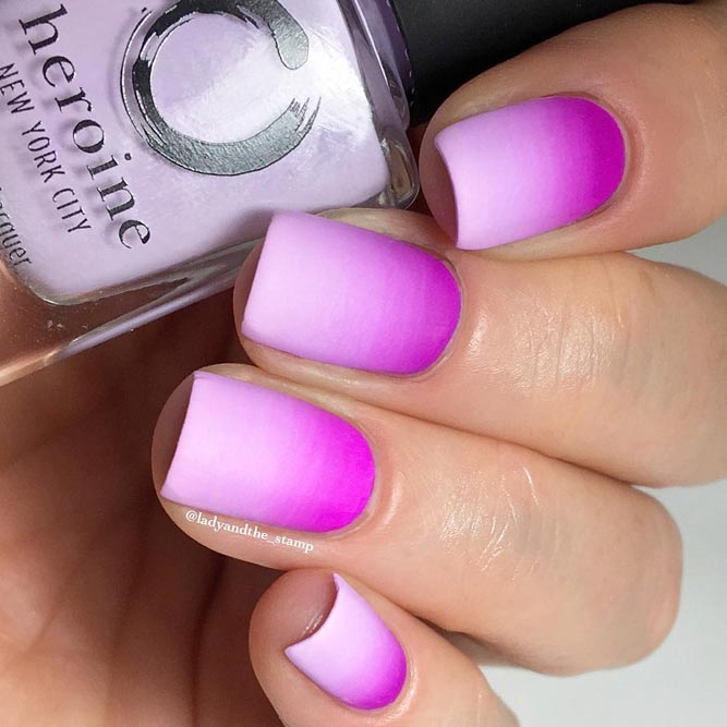 Cute Gradient Nail Designs for Summer Time picture 1