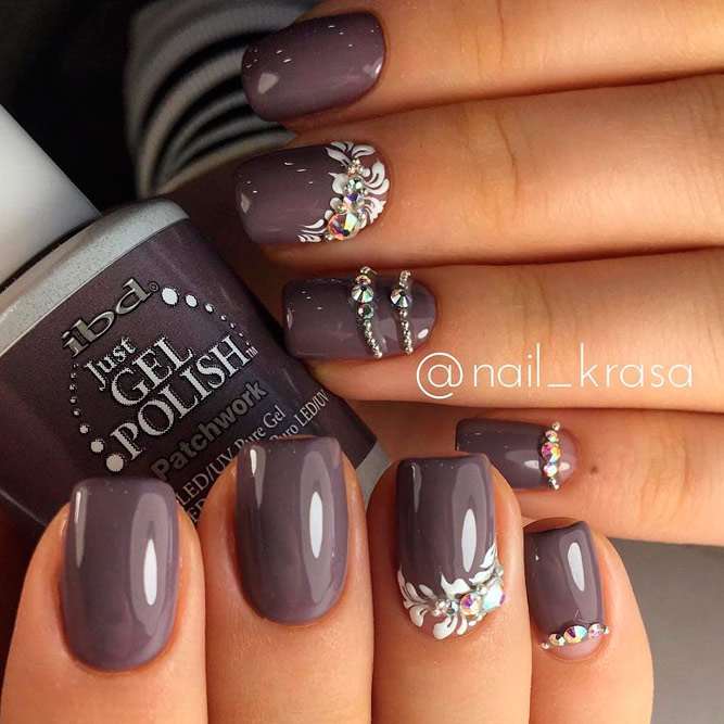 Gorgeous Designs for Short Nails picture 3