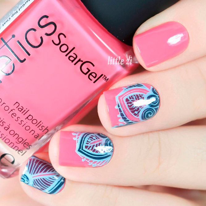 Trendy Designs for Short Nails picture 2