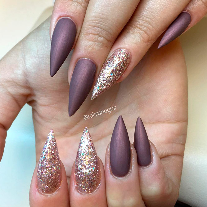 Ideas for Matte Nail Designs picture 1