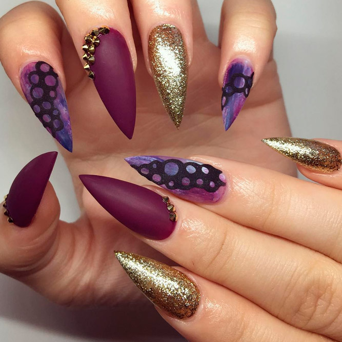Ideas for Matte Nail Designs picture 3