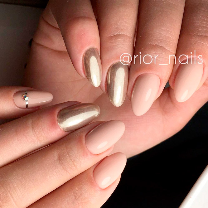 Elegant Designs for Almond Nail Shapes picture 2