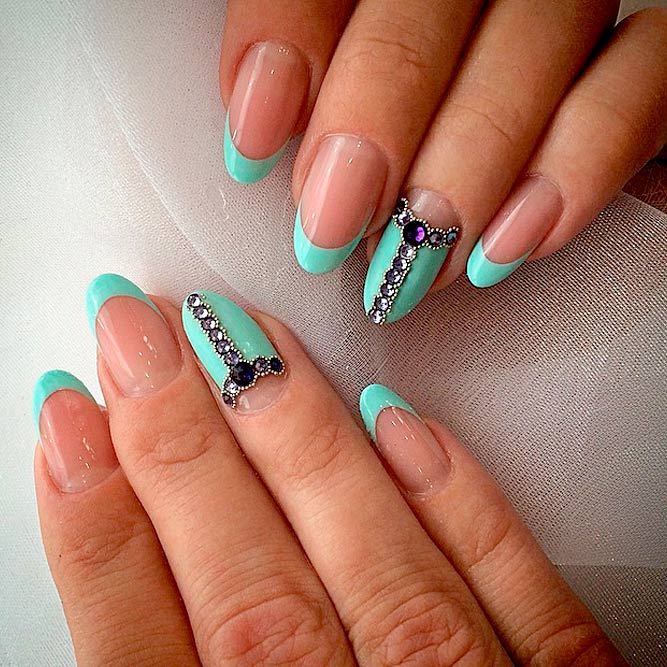Nice Color Nail Designs picture 1