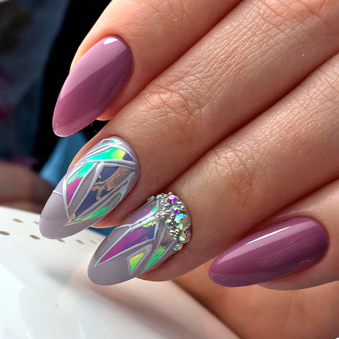 Nice Color Nail Designs picture 2