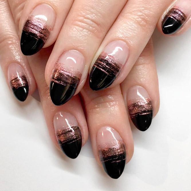 Ideas for Beautiful Black Mani picture 2