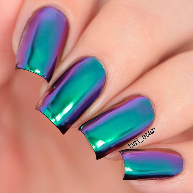 Glam Chrome Nails for Your Perfect Look picture 1