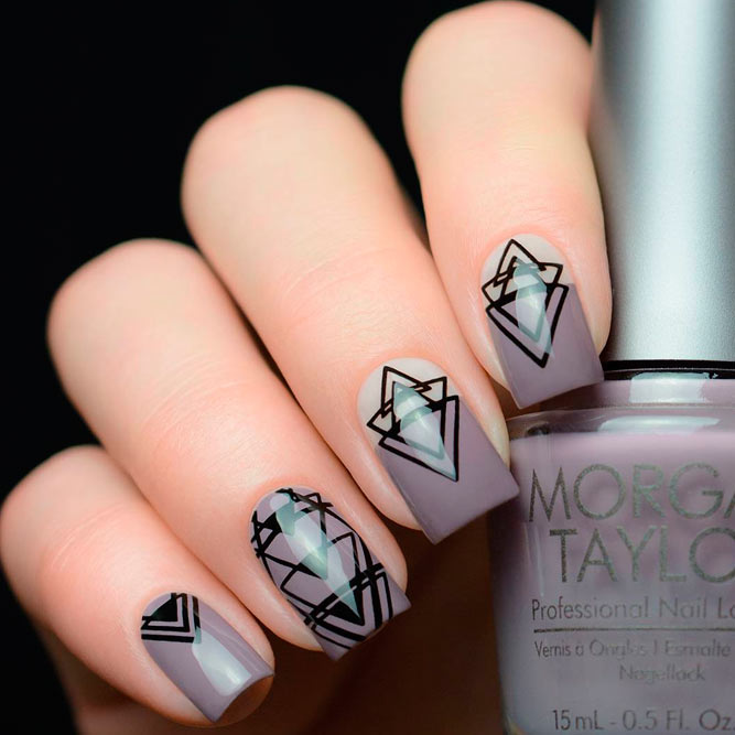 Fabulous Square Nail Designs picture 1
