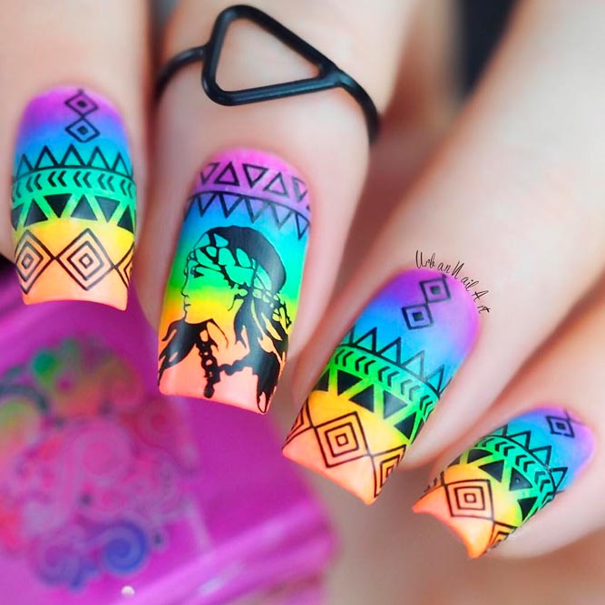 Bright Ideas for Square Nails Designs picture 2