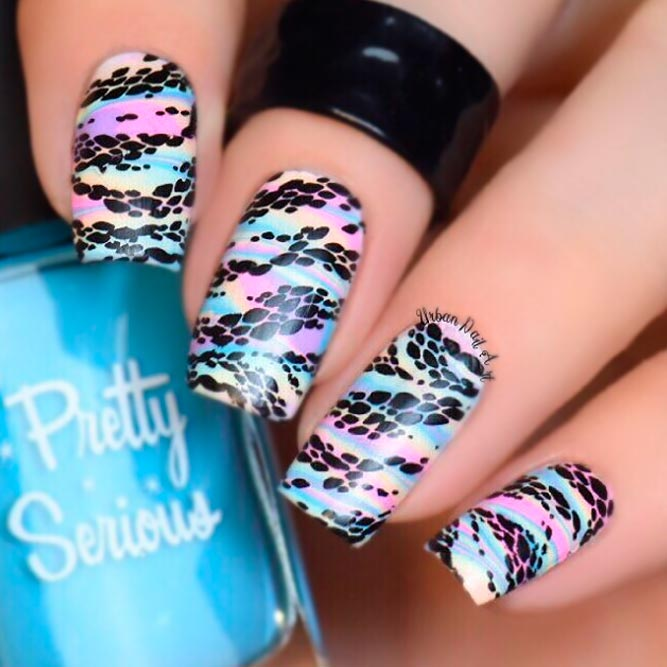 Bright Ideas for Square Nails Designs picture 3