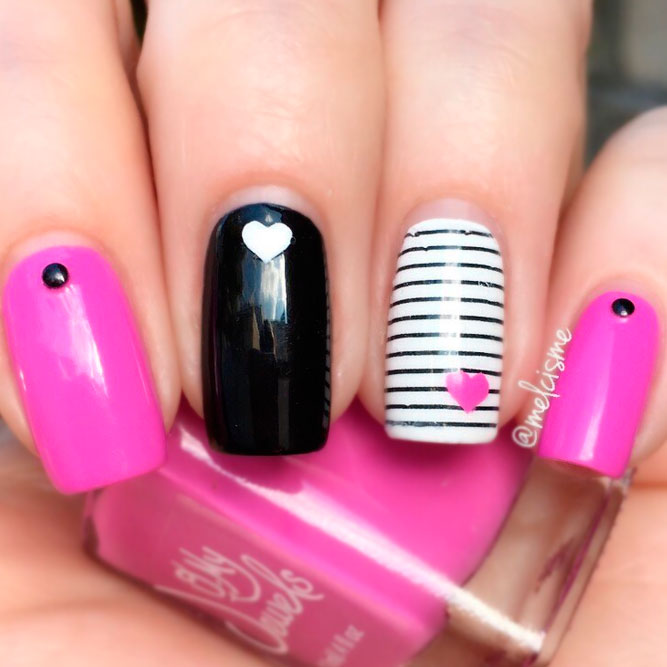 Trendy Nail Art Ideas Just for You picture 1