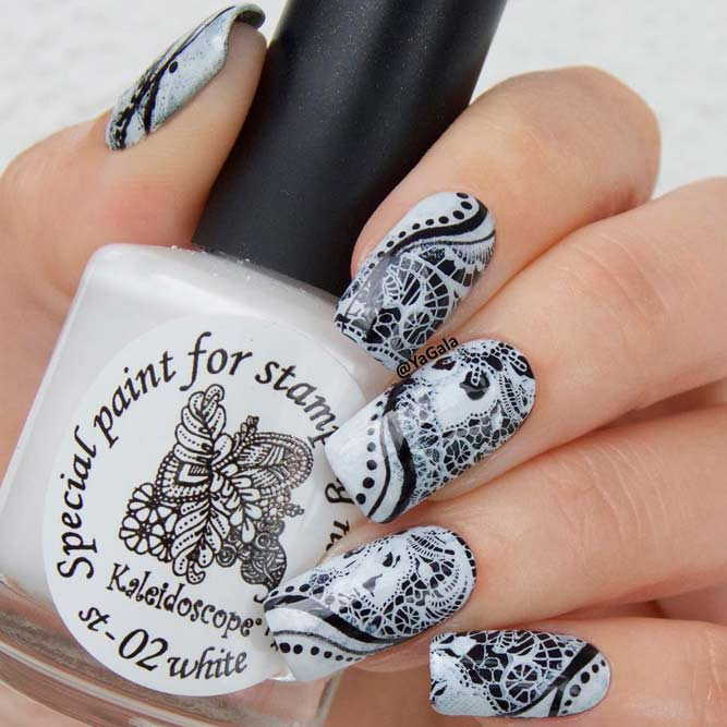 Fabulous Square Nail Designs picture 2