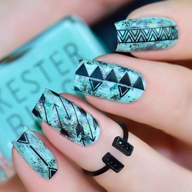Trendy Nail Art Ideas Just for You picture 2