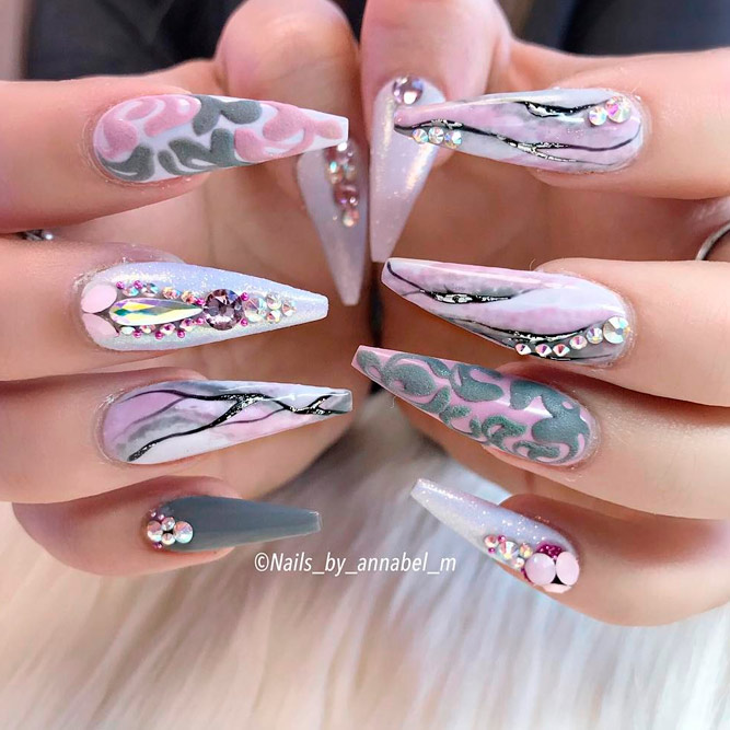 Long Gel Nails to Feel Next Level Gorgeous picture 1
