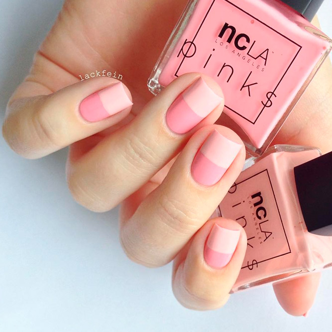Always Trendy Pink Nail Designs picture 1
