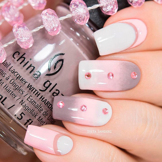 Always Trendy Pink Nail Designs picture 3