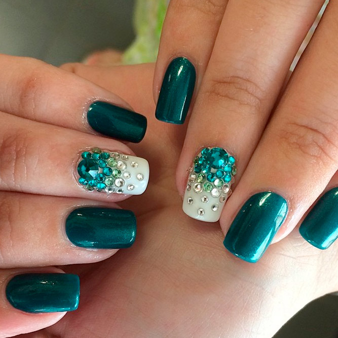 Hottest Tropical Green Color for Your Summer Mani picture 1
