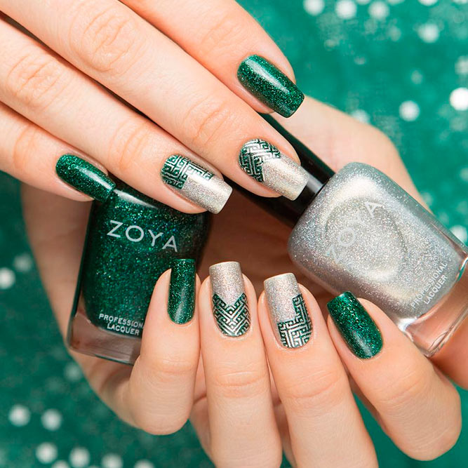 Hottest Tropical Green Color for Your Summer Mani picture 2
