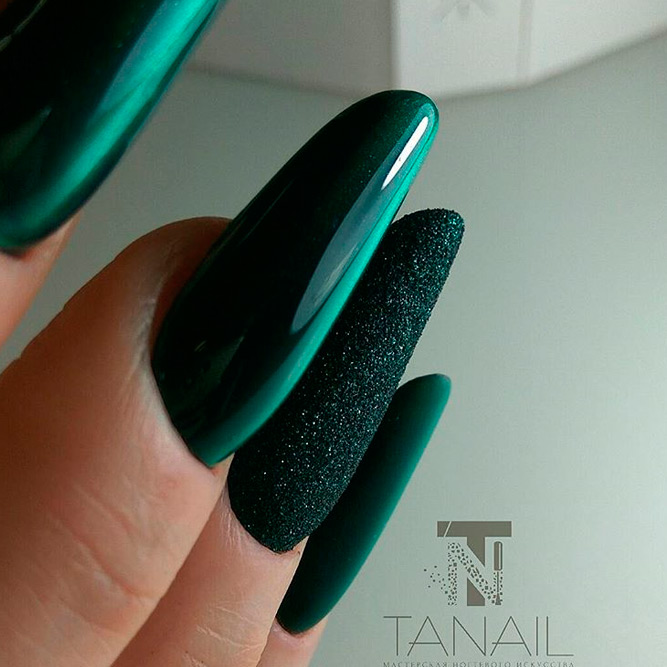 Hottest Tropical Green Color for Your Summer Mani picture 3