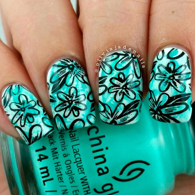 Mint Green Nail Color is a Summer Must Have picture 3