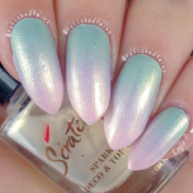 Pastel Nail Colors for Romantic Evening picture 3
