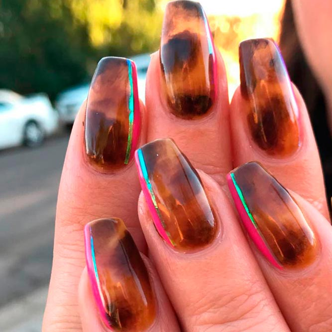 Modern Nails With Beautiful Design picture 3