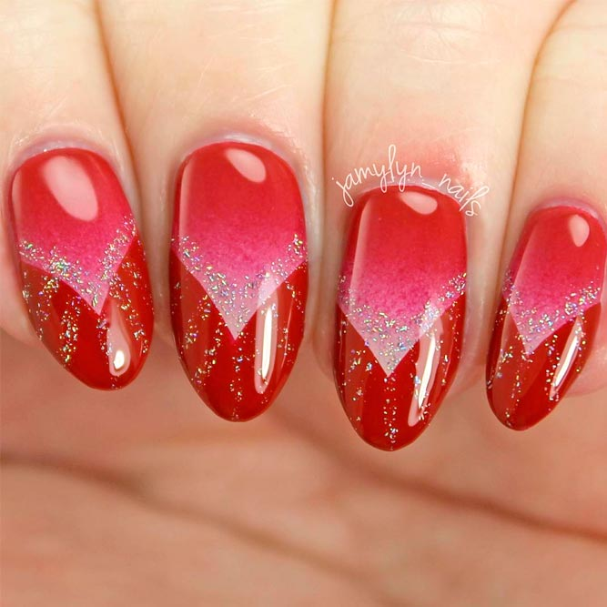 Beautiful Oval Nails Designs picture 2