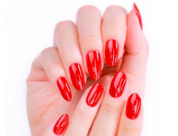 Red Acrylic Nails Designs The Best Images Creative Ideas
