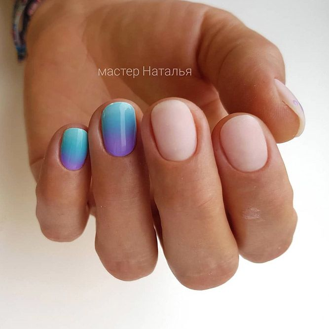 Ombre Accent For All Tastes