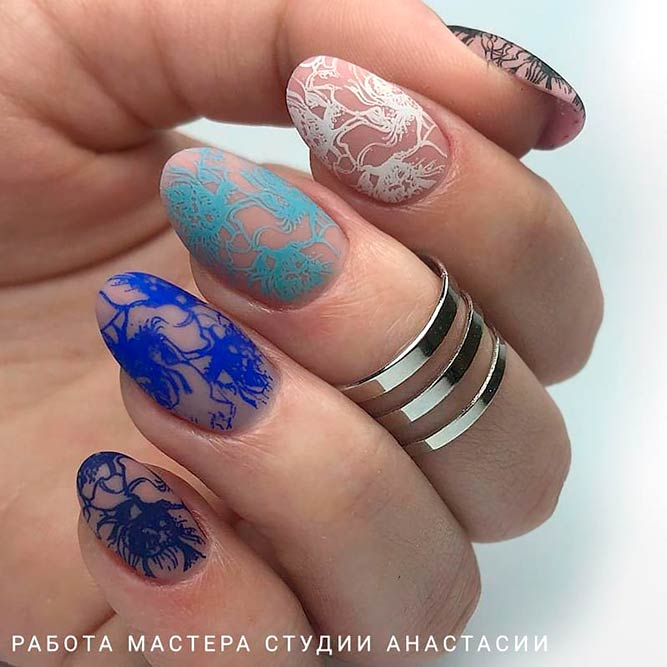Intricate Stamping Designs