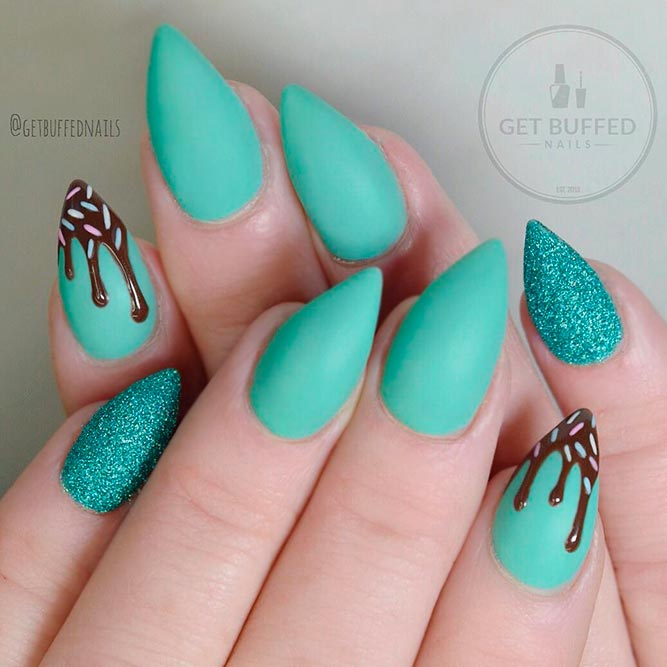 Trendy Matte Nail Polish picture 2