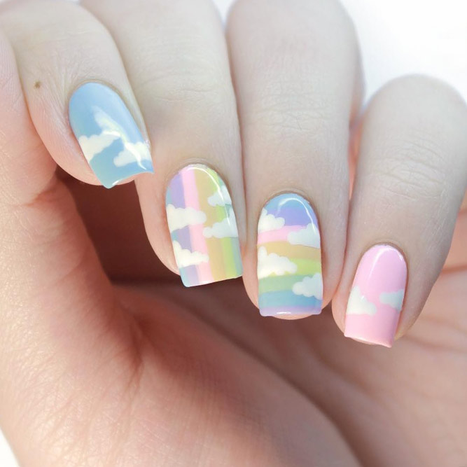 Rainbow Nail Art and Other Bright Ideas for Summer Mani picture 1