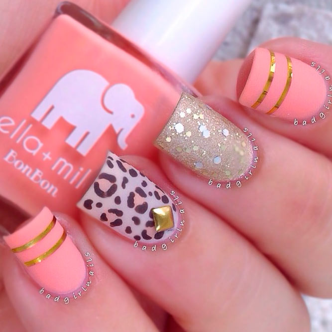 Beautiful Short Nail Designs picture 1