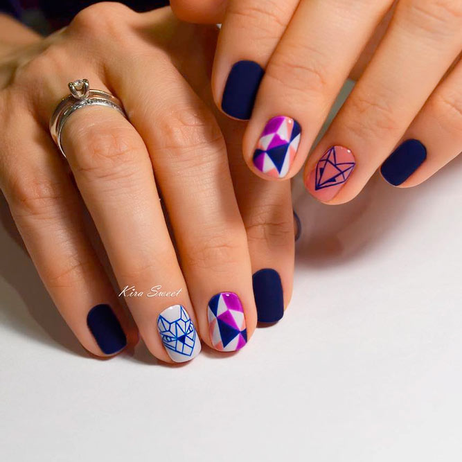 Amazing Nail Designs for Short Nails picture 1