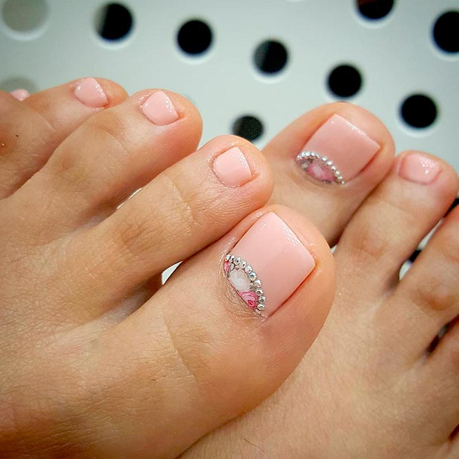 Best Elegant Ideas for Toe Nails picture 1