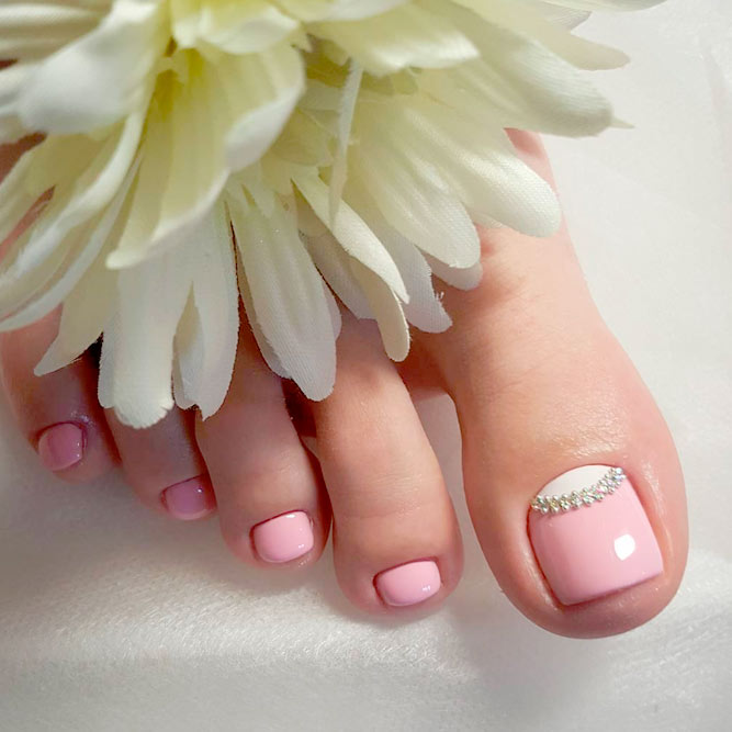Best Elegant Ideas for Toe Nails picture 2