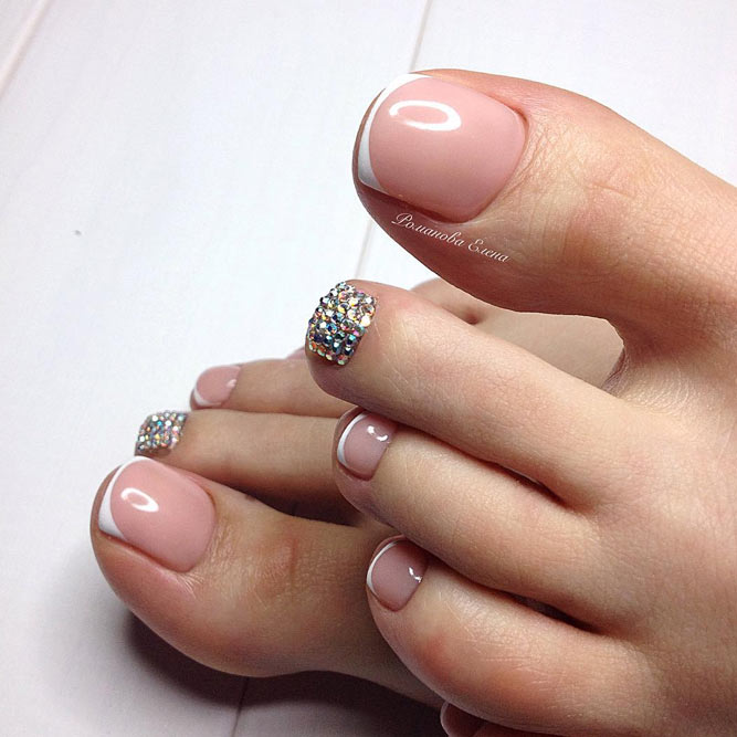 Perfect Toe Nail Art for Stylish Look picture 1