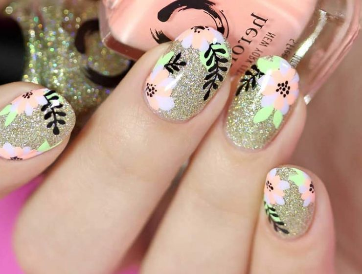 Season Nails Art Ideas That You Will Want To Try Right Now