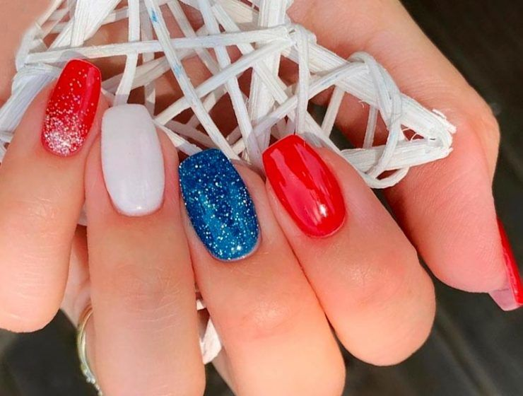 Totally Cool Nail Designs For 4th Of July Fun