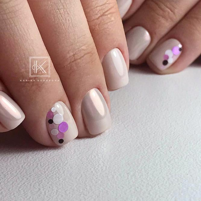 Delightful Short Nail Designs picture 2
