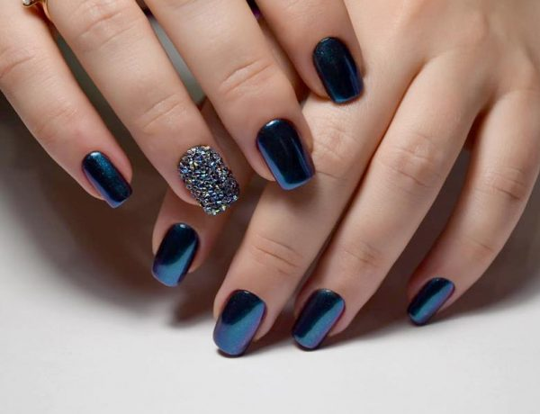 Delightful Short Nail Designs