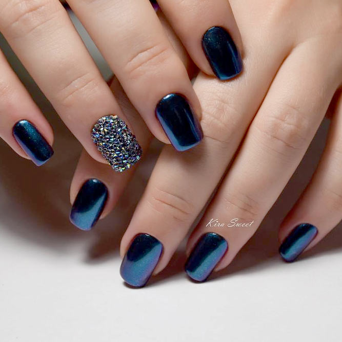 Amazing Short Nail Mani picture 1