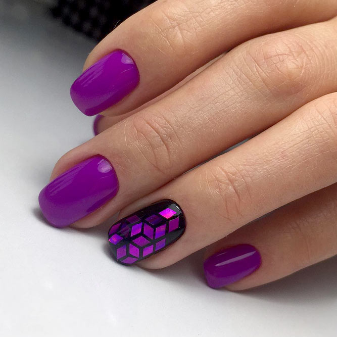 Amazing Short Nail Mani picture 3