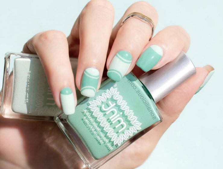 New and Elegant Designs for French Nails You Will Want to Try ASAP