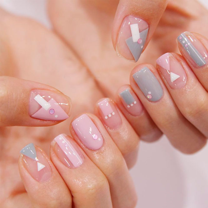 Timeless nude nail designs naildesignsjournal nude color nail art ideas picture 2 prinsesfo Images